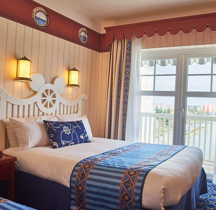Newport Bay Club -Superior Double Room