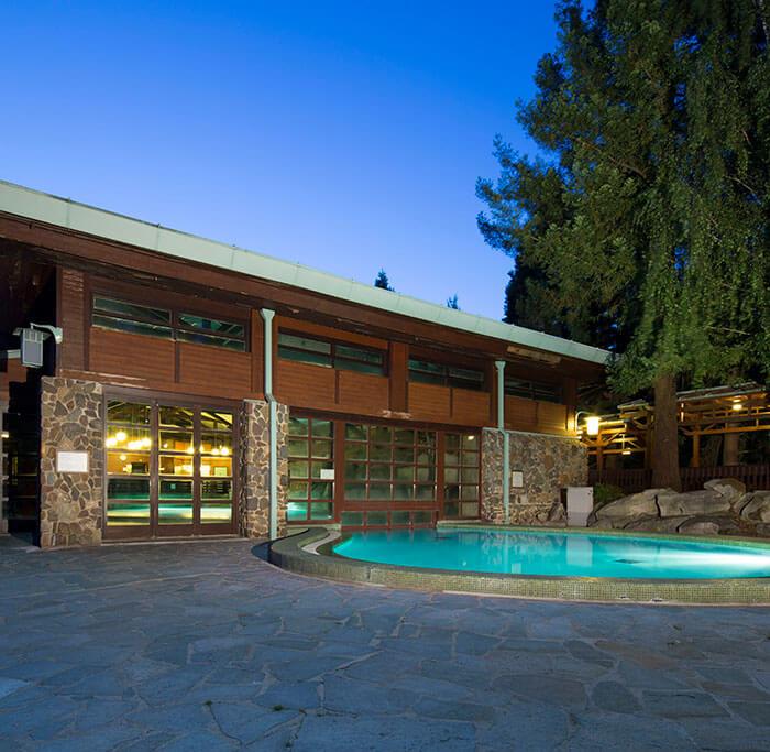Disney's Sequoia Lodge Outdoor pool