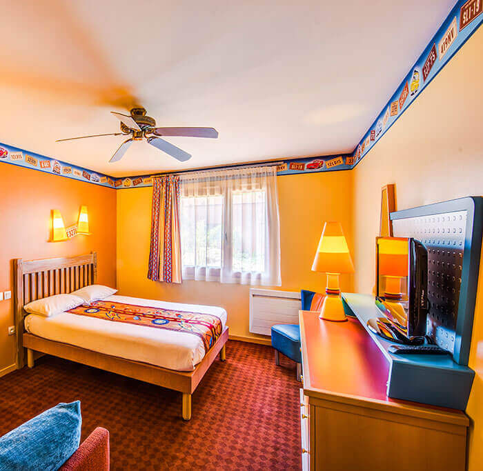 Santa Fe Standard Room