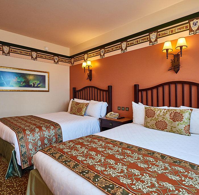 Standard Room Disney's Sequoia Lodge®